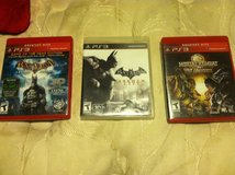 3 ps3 games in Clarksville, Tennessee