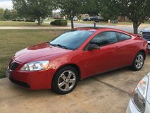 2007 Pontiac G6 GT in Fort Benning, Georgia