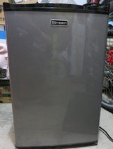 2.7 cu ft Dorm Size Emerson Refrigerator with Freezer in Bolingbrook, Illinois