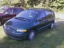 Plymouth Voyager Granny owned in Fort Campbell, Kentucky