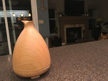 Brand New, Never Used Wood Grain Essential Oil Diffuser ($36 on Amazon!) in Travis AFB, California