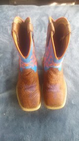 Hooey square toe boots in Cleveland, Texas