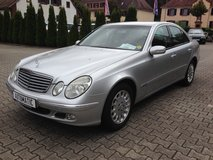 2002 Mercedes E240 Elegance *Full Service History*Super Clean* in Ramstein, Germany