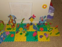 Winnie the Pooh Garden 3-D Foam Mat Puzzle in Bolling AFB, DC