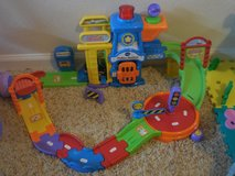 VTech Go! Go! Smart Wheels Police Station Playset in Bolling AFB, DC