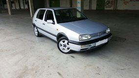 Golf GTI in Vicenza, Italy