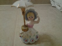 Vintage DEV Umbrella Girl Perfume Sprayer in Coldspring, Texas