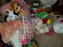 Small lot of stuffed animals in Conroe, Texas