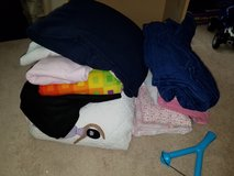 1 quilt and several blankets in Conroe, Texas