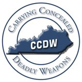 CCDW CONCEALED CARRY PERMIT HONORED IN 38 STATES in Fort Knox, Kentucky