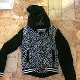 Cute Juniors Jacket size S in Naperville, Illinois