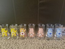 1981 collectable Care Bears glasses in Fort Hood, Texas