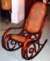 Rocking chair in Glendale Heights, Illinois