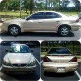 2005 Pontiac Grand Am (New Tires, Low Miles, Clean Title) in Fort Polk, Louisiana