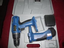 18 volt Cordless Drill and Flashlight-No Battery in Perry, Georgia