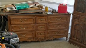 French Provincial dresser in Hill AFB, UT