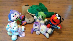 Pillow.pets/learning stuffed animals in Perry, Georgia