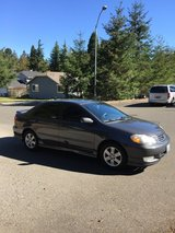 2003 Toyota Corolla Sport in Fort Lewis, Washington