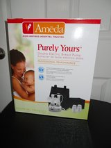 Ameda Purely Yours Double Breast Pump + in Baytown, Texas