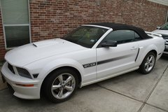 2008 Ford Mustang GT/CS Convertible PRICE REDUCED!!! in Kingwood, Texas