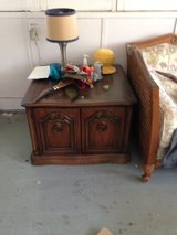End table with storage in Tinley Park, Illinois