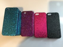iPhone 5 sparkle glitter cases in Yucca Valley, California