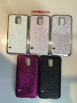Samsung Galaxy S5 glitter sparkle cases in Yucca Valley, California