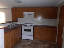 2 BEDROOM MOBILE HOME ON  PRIVATE LOT **APPLIANCES FURNISHED 101ST/WHITFIELD in Fort Campbell, Kentucky