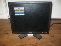 "Dell 17"" Flat Panel LCD Monitor in Houston, Texas"