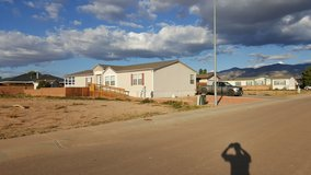 Large double-wide, close to Holloman in Alamogordo, New Mexico