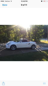 03 Toyota MR2 Spider in Cincinnati, Ohio