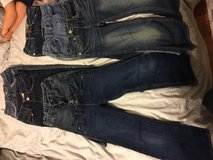 Girls jeans size 5 & 6 in Lackland AFB, Texas