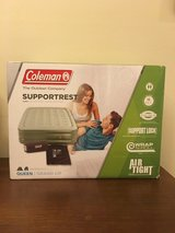 Coleman air mattress in Fairfield, California
