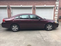 Parting Out 07-2013 chevy impala in Warner Robins, Georgia