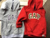 Gap hoodies toddler 2yrs. in Sandwich, Illinois