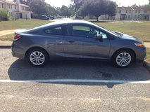 2015 Honda Civic LX Coupe Low Miles! in Fort Benning, Georgia