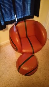 Basketball chair and ottoman in Moody AFB, Georgia