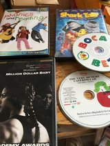 Misc DVDs in Naperville, Illinois