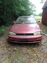 Selling a 1994 Toyota camry in Fort Polk, Louisiana
