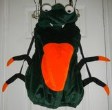 Toddler Gymboree Green Spotted Spider Halloween Costume 18-3T / 18 24 Months 3T in Houston, Texas