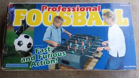 Professional Foosball, hours of fun with your kids (age 6+) in Chicago, Illinois