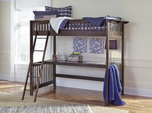 STRENTON BUNK BED W/ DESK in Schofield Barracks, Hawaii