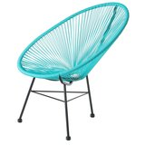SAMPLE SALE $80 OFF SET OF TWO ACAPULCO INDOOR / OUTDOOR PATIO CHAIRS in Miramar, California