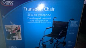 carex transport chair in Houston, Texas