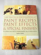 The Practical Encyclopedia of Paint Recipes in Aurora, Illinois