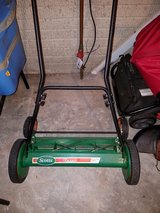 "Scotts 20"" Classic Push Reel Lawn Mower in Quantico, Virginia"