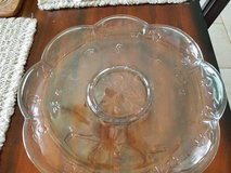 Clear Glass Serving Platter in Alamogordo, New Mexico