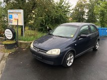 Opel Corsa Turbodiesel- model 2003- OFFER!! in Hohenfels, Germany