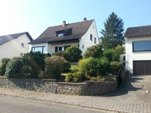 138qm house with beautiful garden in Altenglan in Ramstein, Germany