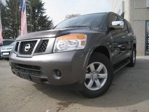 US Spec – 2011 Nissan Armada SV 2WD – 5.6 L V8, Automatic in Aviano, IT